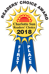 First Place Reader's Choice Award