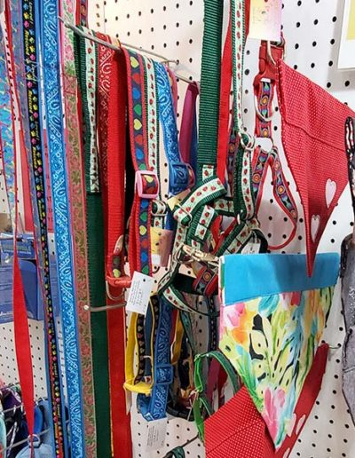Puppy Love Custom pet leashes, collars, halters, martingales