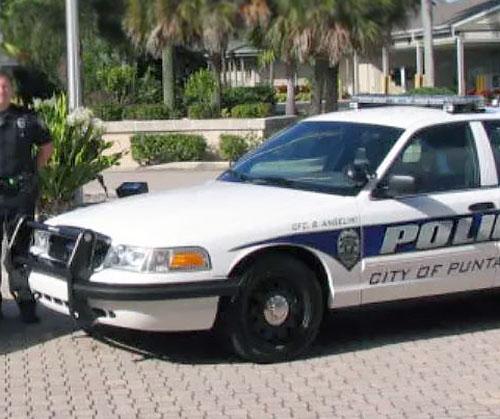 Punta Gorda Police Cruiser